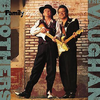 Vaughan Brothers - Family Style [Vinyl] USA import