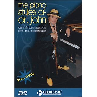Dr.John - Piano Styles [DVD] USA import