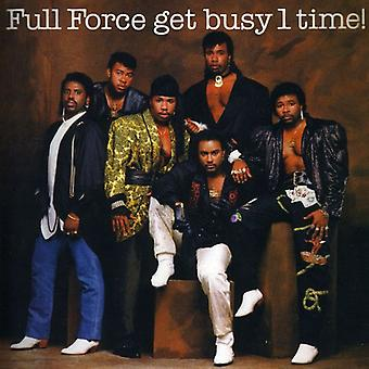 Full Force - Get Busy 1 Time [CD] USA import