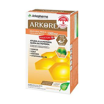 Arkoreal Frisches Gelée Royale + Intelectum None