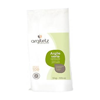 Granulated Green Clay 3 kg