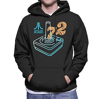Atari 72 Joystick Men's Hooded Sweatshirt