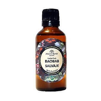 Pure wild Baobab oil 55 ml of oil
