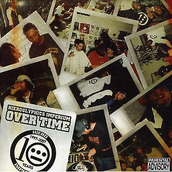 Hieroglyphics - Over Time [CD] USA import