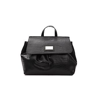 Pompei Donatella Nero Black Handbag PO667690