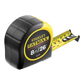 Stanley Tools FatMax BladeArmor Tape 8m/26ft (Width 32mm) STA033726