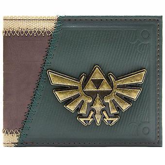 Legende van Zelda-Link Twilight Princess pak kaart & ID Bi-Fold portemonnee