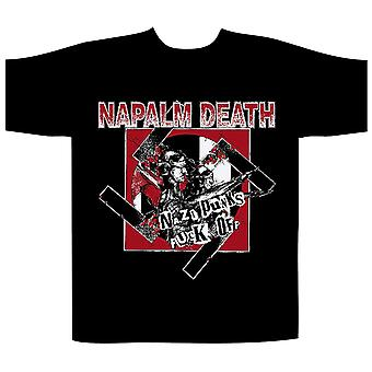 Napalm Death Nazi Punks