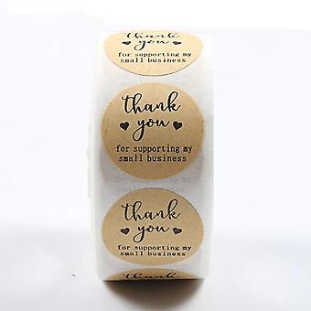 Seal Labels, Plakboek, Briefpapier, Handgemaakte Dank u Stickers