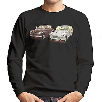 Morris Minor Classic British Motor Heritage Men's Sweatshirt