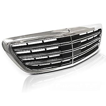 Grill MERCEDES W222 13-18 S65 STYLE