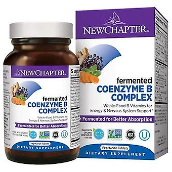 New Chapter Coenzyme B Food Complex, 30 Tabs