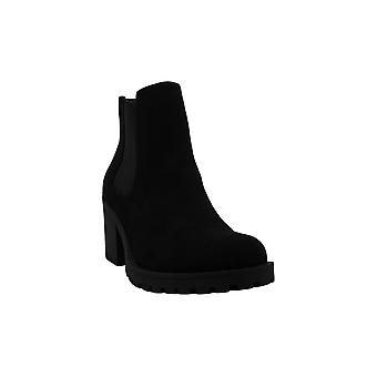 American Rag Women-apos;s Shoes Morghan Suede Almond Toe Ankle Boots