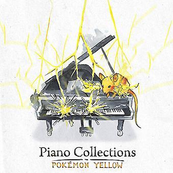 Piano Collections: Pokemon Yellow [CD] USA import