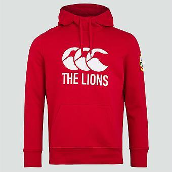 Canterbury british & Irish Lions Rugby Logo Hoodie | Herren | 2021