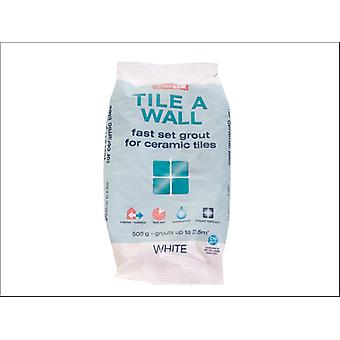 Evode Tile A Wall Fast Set Grout 500g