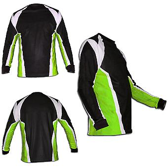 Skydiving chillin pant jersey lime cp-01