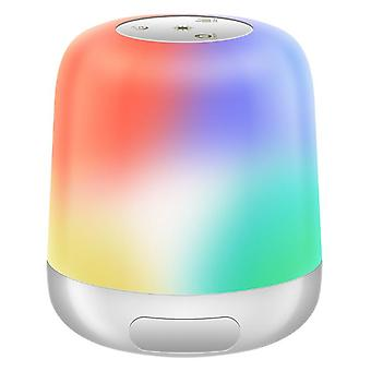Creative Home Rechargeable Breathing Light Children Sleep Night Light Baby Feeding Light Colorful Color Dimmable