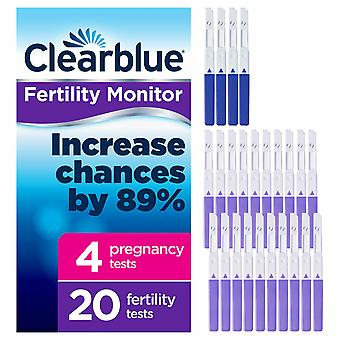 Clearblue Advanced Fertility Tests 20 Sticks