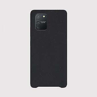 Eco Amigable Negro Samsung Galaxy S10 Lite Caso