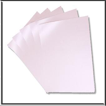 10 C6 Pearlised Kunzite Lilla Papir Innsatser