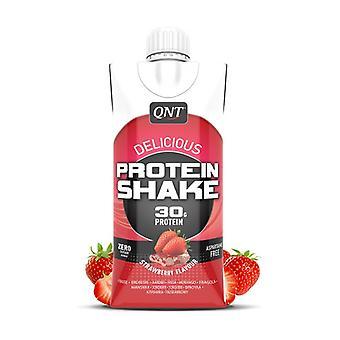 Delicious whey protein shake strawberry 3960 ml of 330ml
