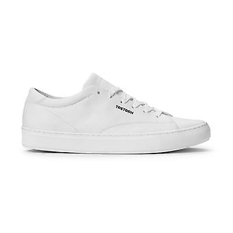 Tretorn Mens Tournament Leather Trainers