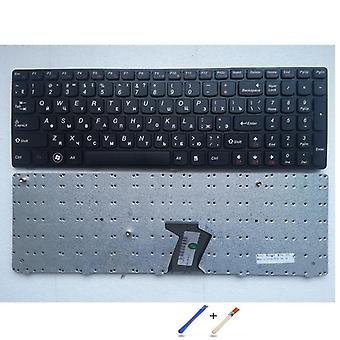 Ru Black Laptop Keyboard For Lenovo V570 V570c V575 Z570 Z575 B570 B570a B570e
