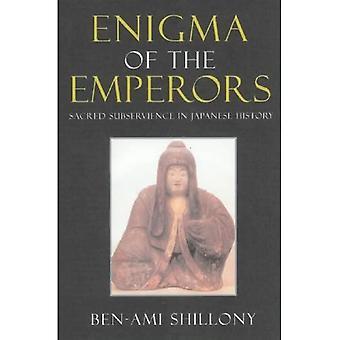 Enigma van de keizers heilige onderdanigheid in de Japanse geschiedenis