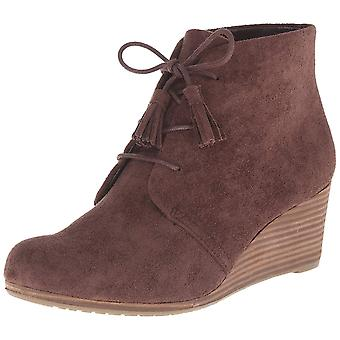 Dr. Scholl's Womens Dakota Fabric Closed Toe Ankle Fashion Boots