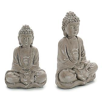 Puutarha patsaat Kivi Buddha
