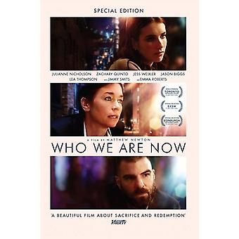 Who We Are Now [DVD] USA import