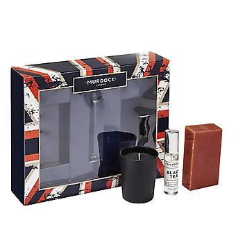 Hackett Murdock Londres Nickleby Gift Set Candle Soap Cologne HM012034 ZZZ