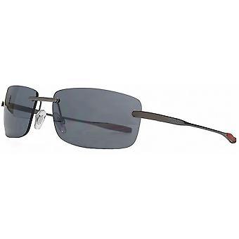 Gafas de sol francés Conexión Rimless - Gunmetal Grey