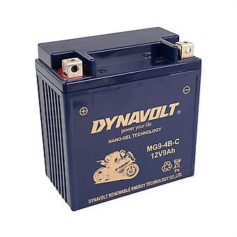 Dynavolt MGCB9B Gel Nano Battery