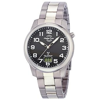 Mens Watch Master Time MTGT-10651-50M, Quartz, 41mm, 3ATM