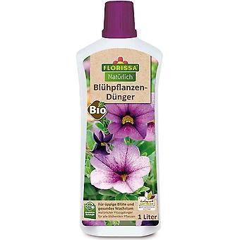 FLORISSA Flowering plant fertilizer, 1 litre