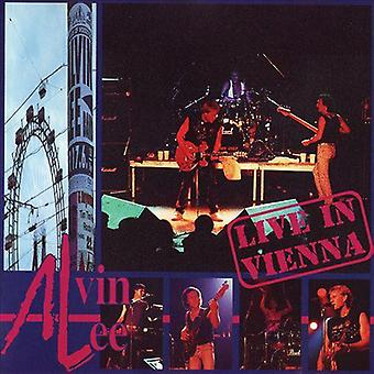 Alvin Lee - Live in Vienna [CD] USA import