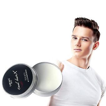 Matta muotoilu vaha miehet hiukset muotoilu muta (kuvana)