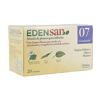 Edensan 07 Cir Infusioner 20 enheter