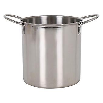 Pan för servering Tapas Quttin Rostfritt stål 9 cm