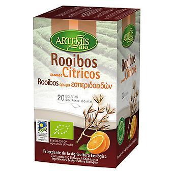 Artemis Te Roibos Citricos Infusion Eco (20 Sobres)