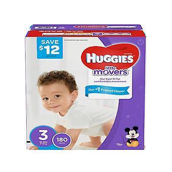 Huggies snug & dry diapers, jumbo pack, 19 ea