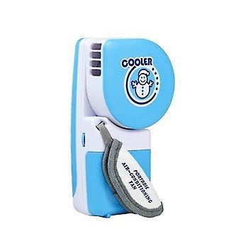 مريحة برودة النوم مروحة ثلج نخيل مكيف الهواء ميني مروحة USB بطارية الروائح البعوض الحرة دائم المحمولة