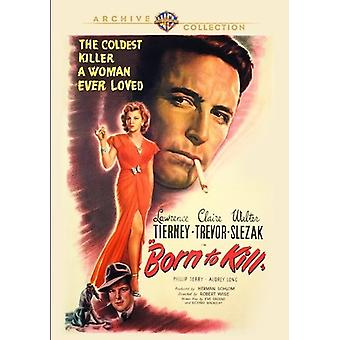 Born to Kill [DVD] Usa tuonti