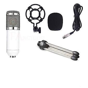 Bm 800 MikrofonKondensator lydopptak med støtfeste for radio