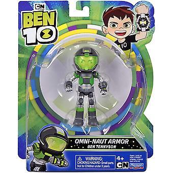 Space Armor Ben (Ben 10 ) Toimintahahmo