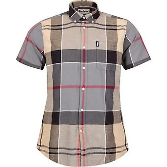 Barbour Douglas Short Sleeved Tartan Shirt