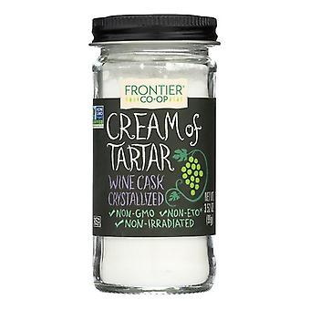 Frontier Cream van Tartaar Wijnvat Gekristalliseerd