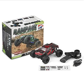1:18 Scale All Terrain Rc Car 18859e, 36 Kph High Speed 4wd Electric Vehicle With 2.4 Ghz Remote Control, 4x4 Waterproof Off-road Truck With Two Recha